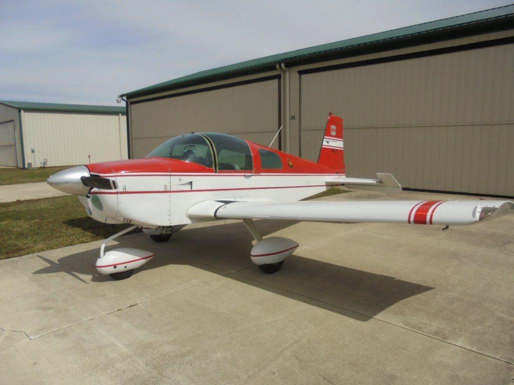 1977 Grumman AA1C LYNX aircraft