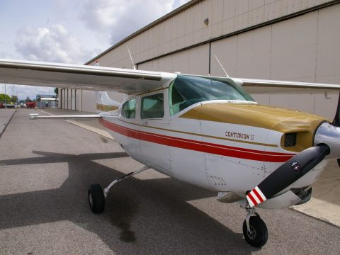 1981 Cessna Centurion aircraft for sale