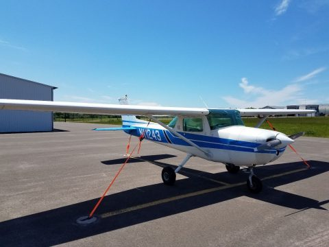Everything works 1973 Cessna 150M aircraft for sale