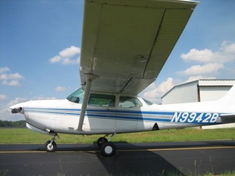 Fair Condition 1982 Cessna 172RG aircraft for sale