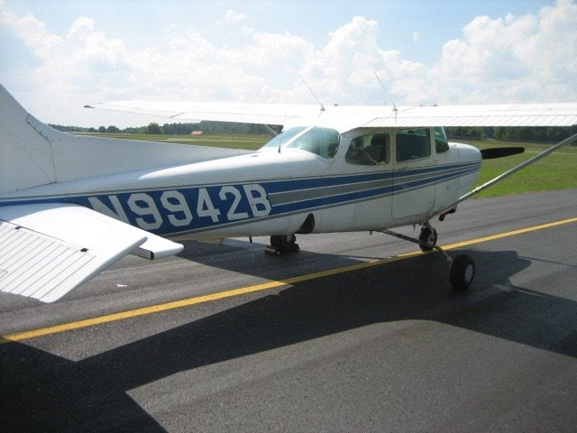 Fair Condition 1982 Cessna 172RG aircraft