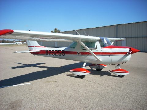 Great condition 1967 Cessna 150 aircraft for sale