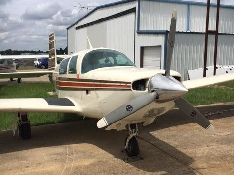 Low time 1982 Mooney aircraft for sale