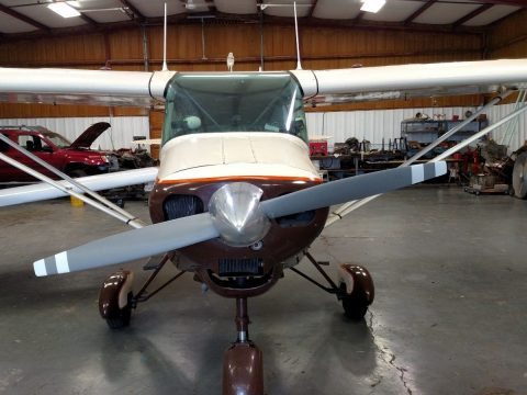 Nice vintage 1953 Piper Tri Pacer aircraft for sale