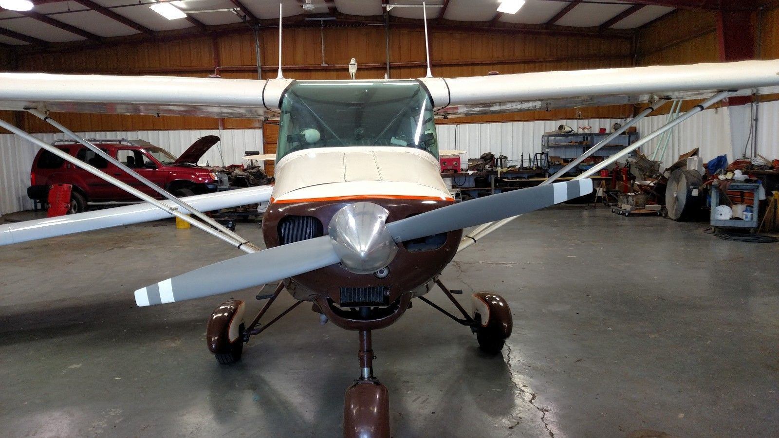 Older restoration 1953 Piper PA22 aircraft for sale