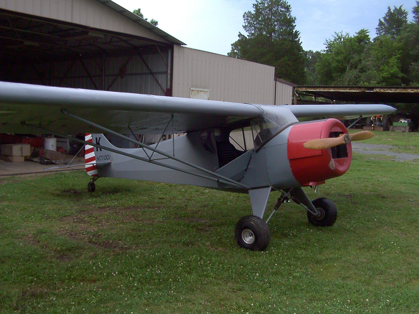 Project 1990 Baby Bear Aircraft for sale
