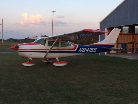 Always hangared 1965 Cessna 182H SKYLANE aircraft for sale