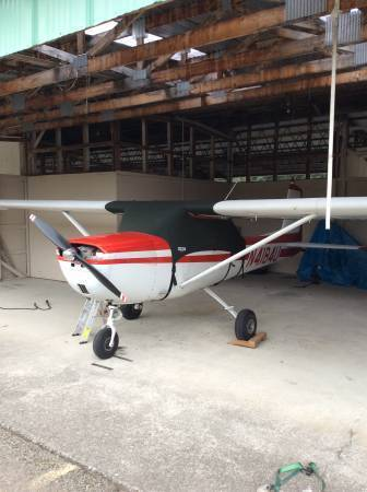 Cabin cover 1964 Cessna 150D aircraft for sale