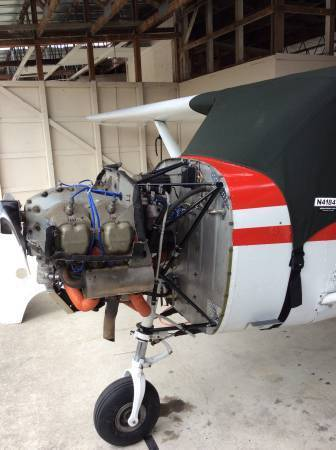Cabin cover 1964 Cessna 150D aircraft