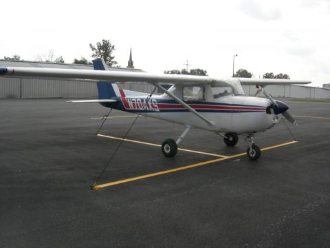 Fair condition 1976 Cessna 150 for sale