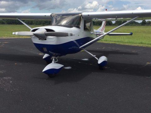 Hail damage 1966 Cessna 150 aircraft for sale