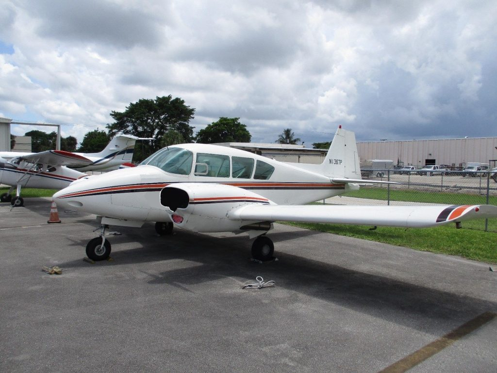 Loads of mods 1956 Piper PA 23 Apache aircraft for sale