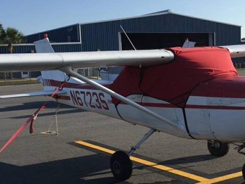 Low hours 1967 Cessna 150 H aircraft for sale