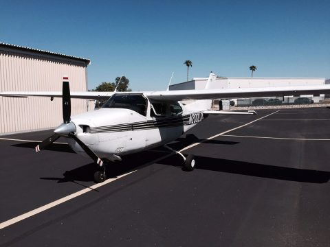 Low hours 1973 Cessna 210L aircraft for sale