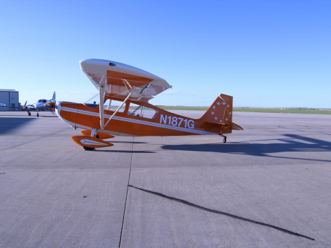 Never damaged 1968 Citabria 7kcab aircraft for sale