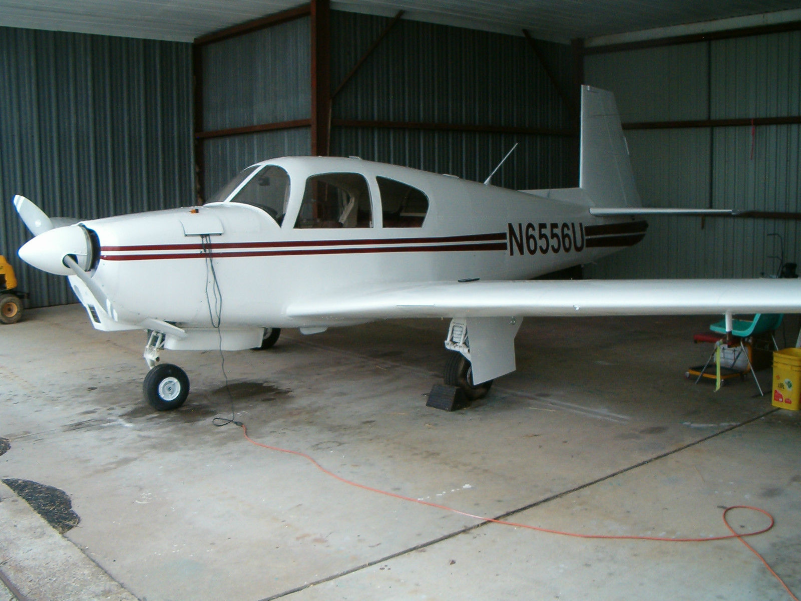 New Paint 1962 Mooney M20c Aircraft For Sale