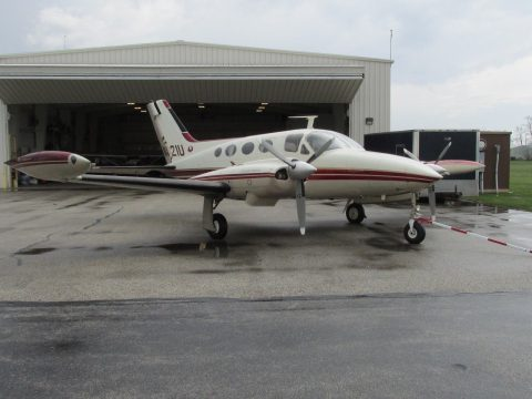 Overhauled 1967 Cessna 421 Golden Eagle aircraft for sale