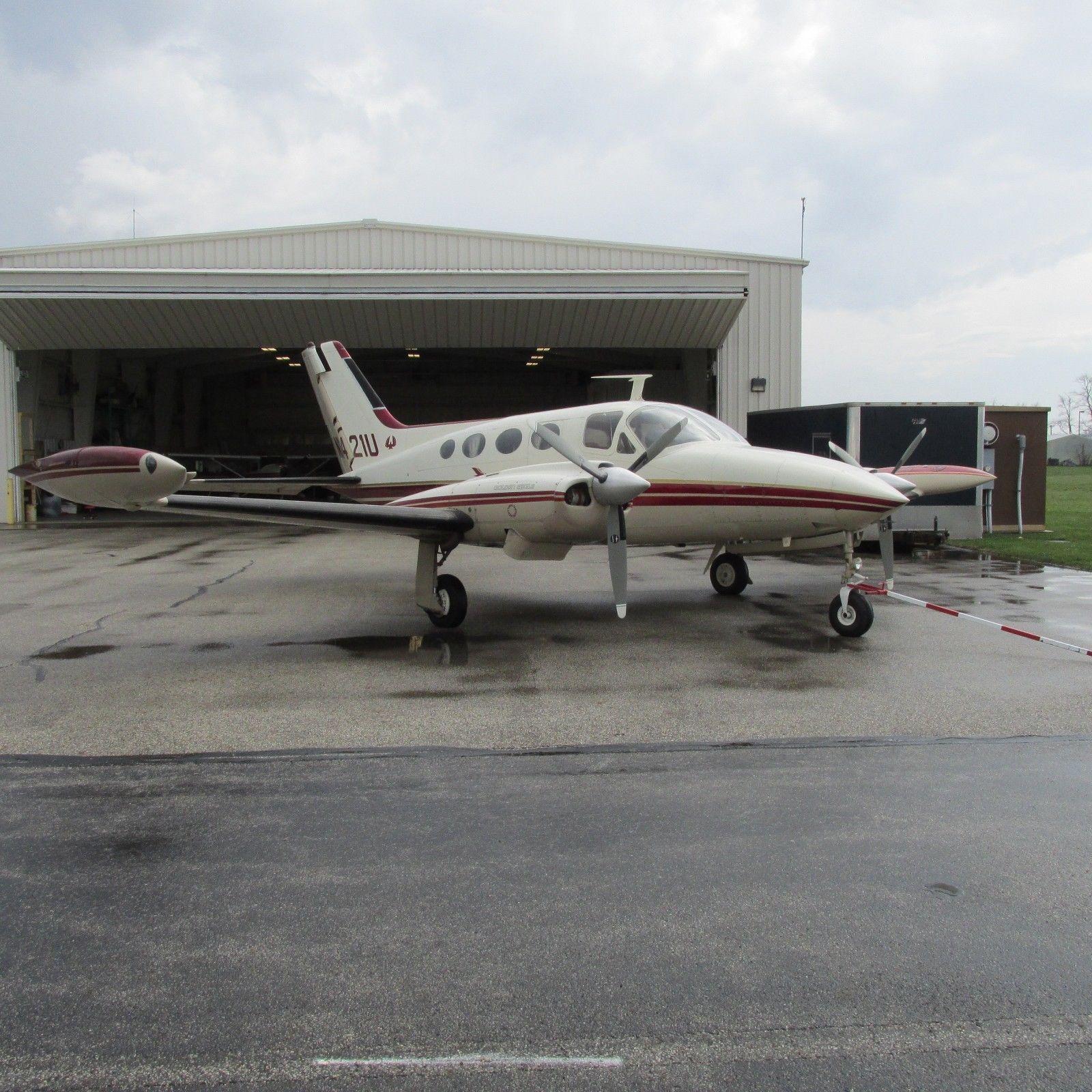 Overhauled 1967 Cessna 421 Golden Eagle aircraft for sale