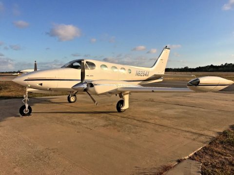 Redone interior 1978 Cessna 340A aircraft for sale