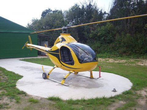 Rotorway Exec 162F chopper for sale