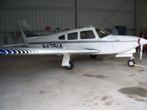 Solid condition 1977 Piper Turbo Arrow III aircraft for sale
