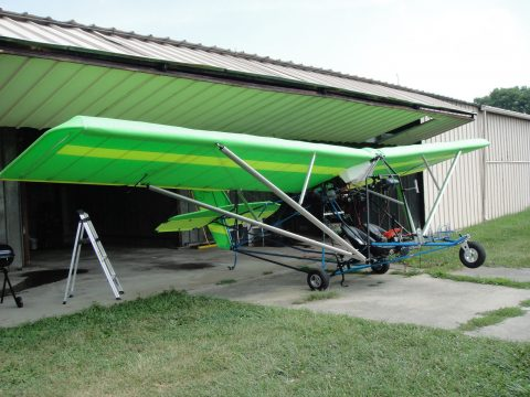 2008 Quicksilver Sport 2S aircraft for sale