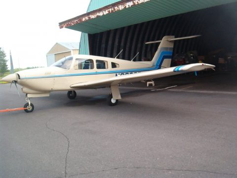 good flyer 1979 Piper Arrow turbo aircraft for sale