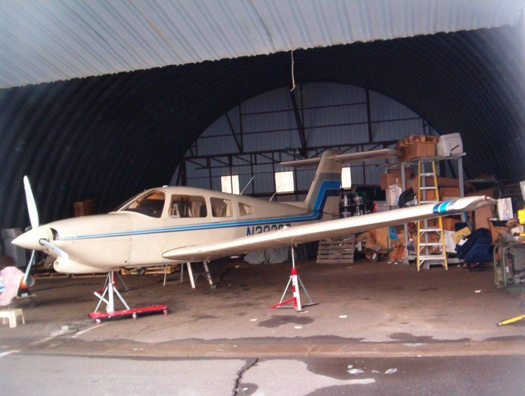 good flyer 1979 Piper Arrow turbo aircraft