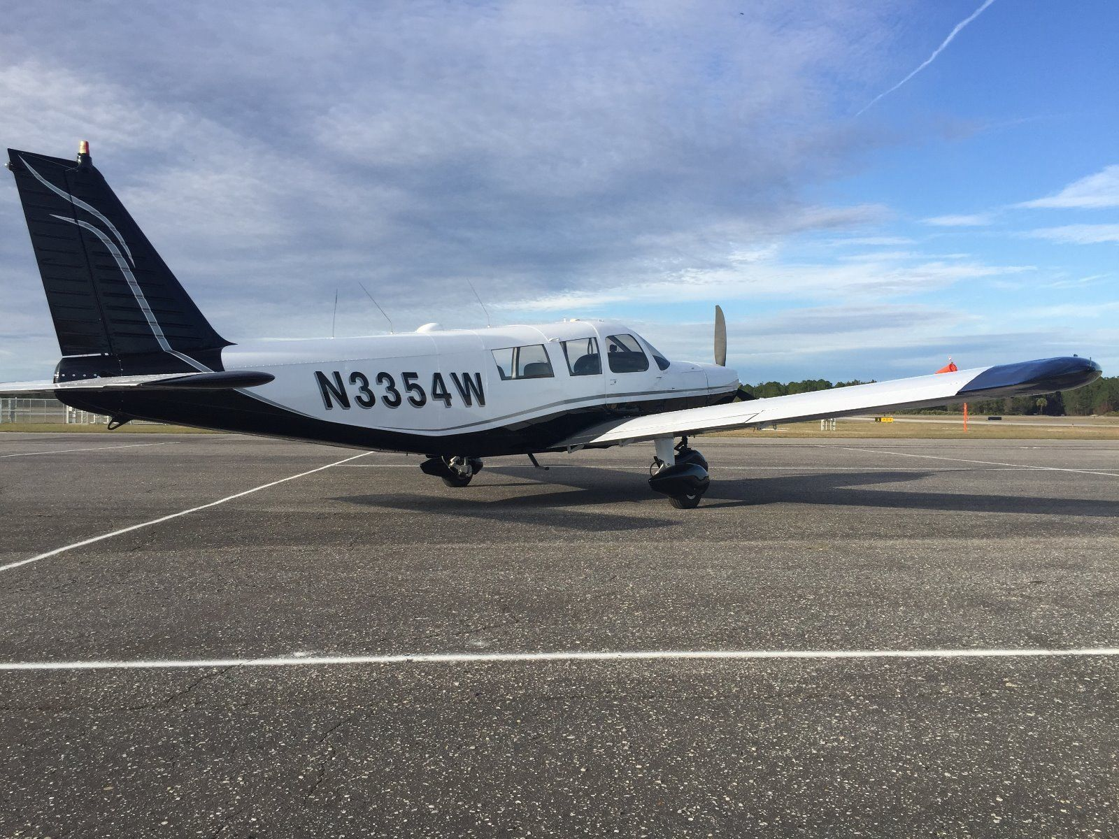 great shape 1965 Piper Cherokee aircraft for sale