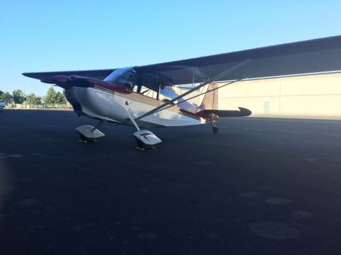 great shape 1977 Bellanca 7GCBC aircraft for sale