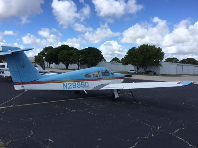 overhauled 1979 Piper Arrow IV aircraft
