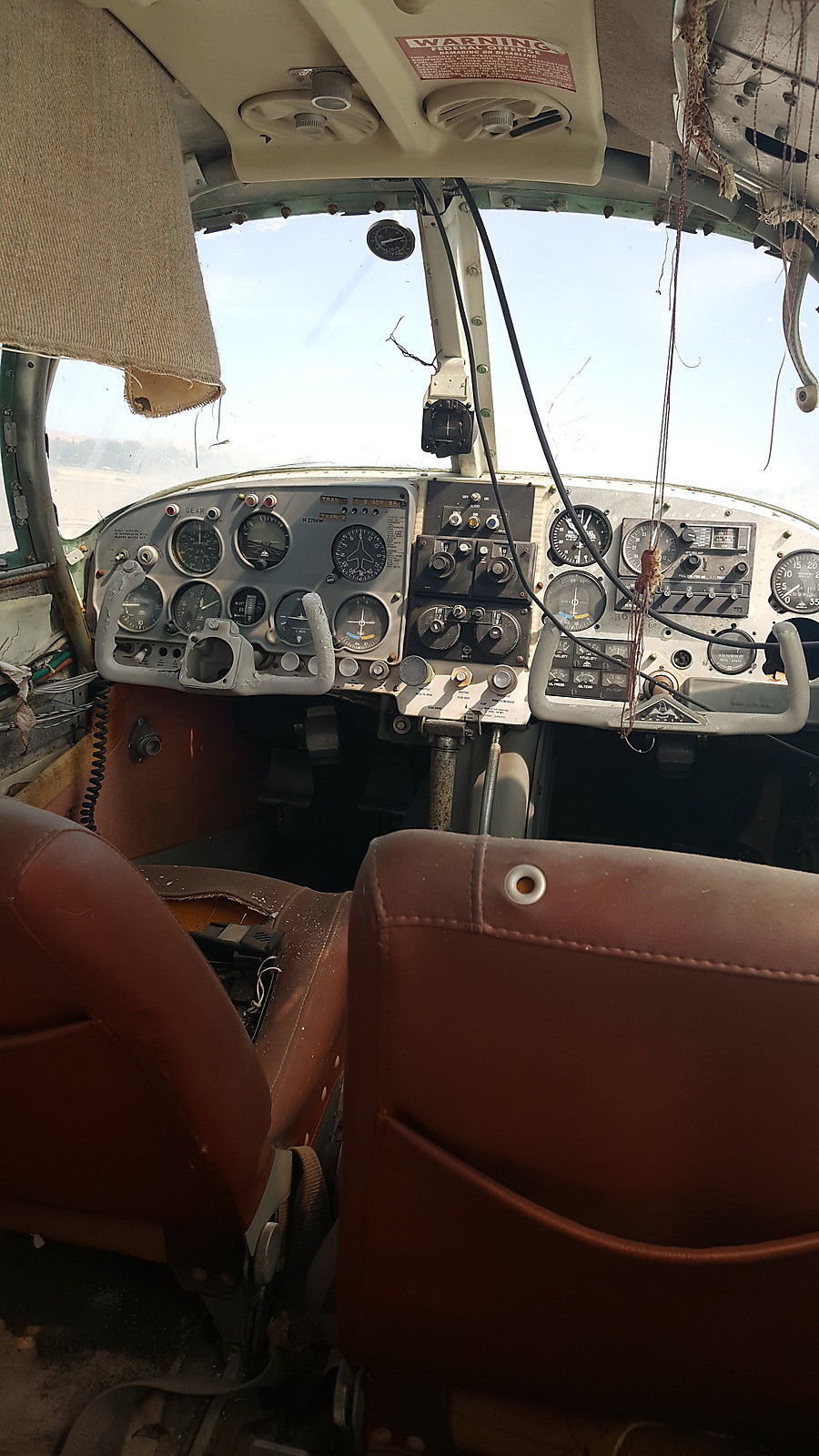 great condition 1966 Mooney M20C aircraft