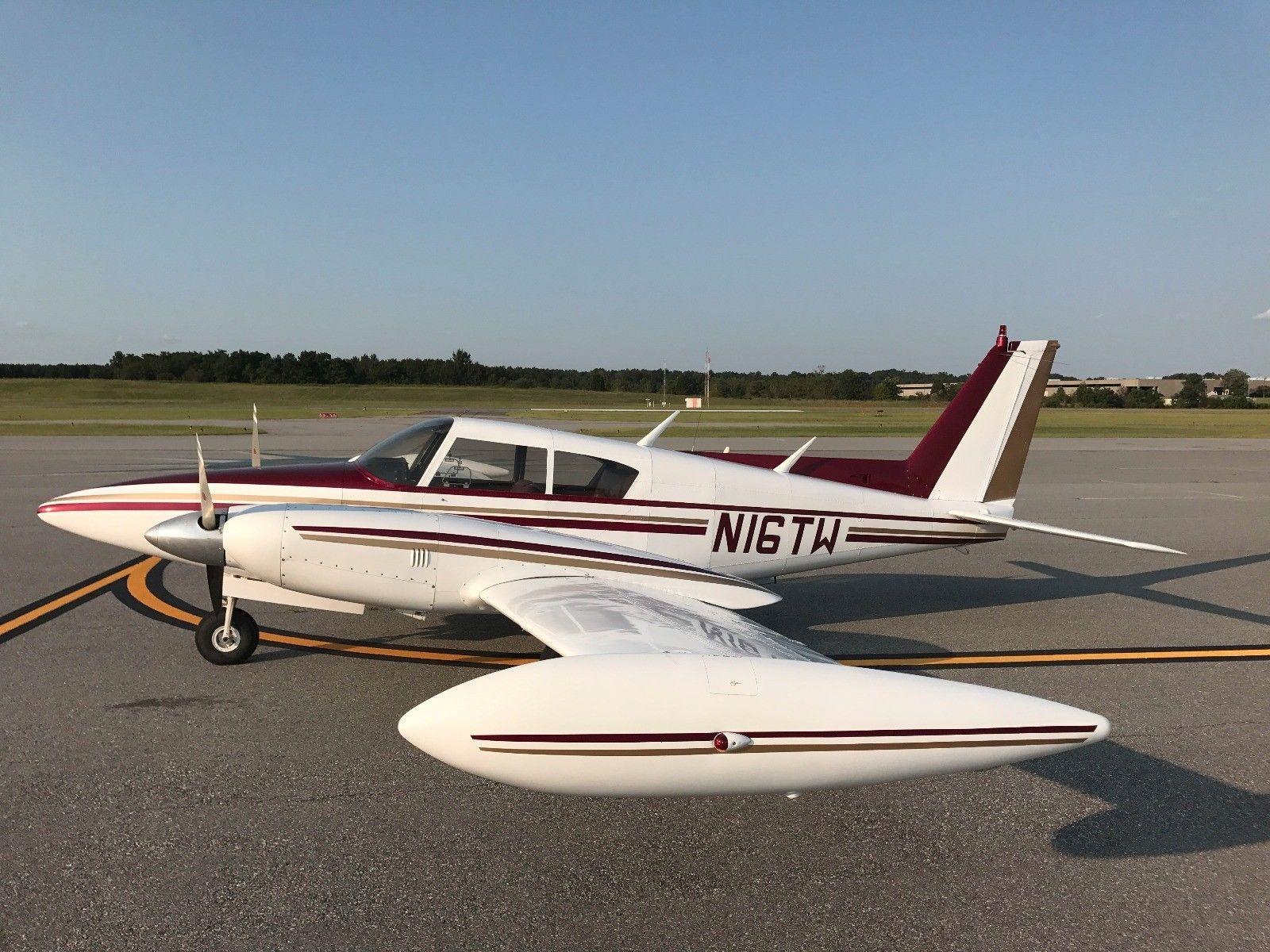 immaculate 1964 Piper PA30 Twin Comanche for sale