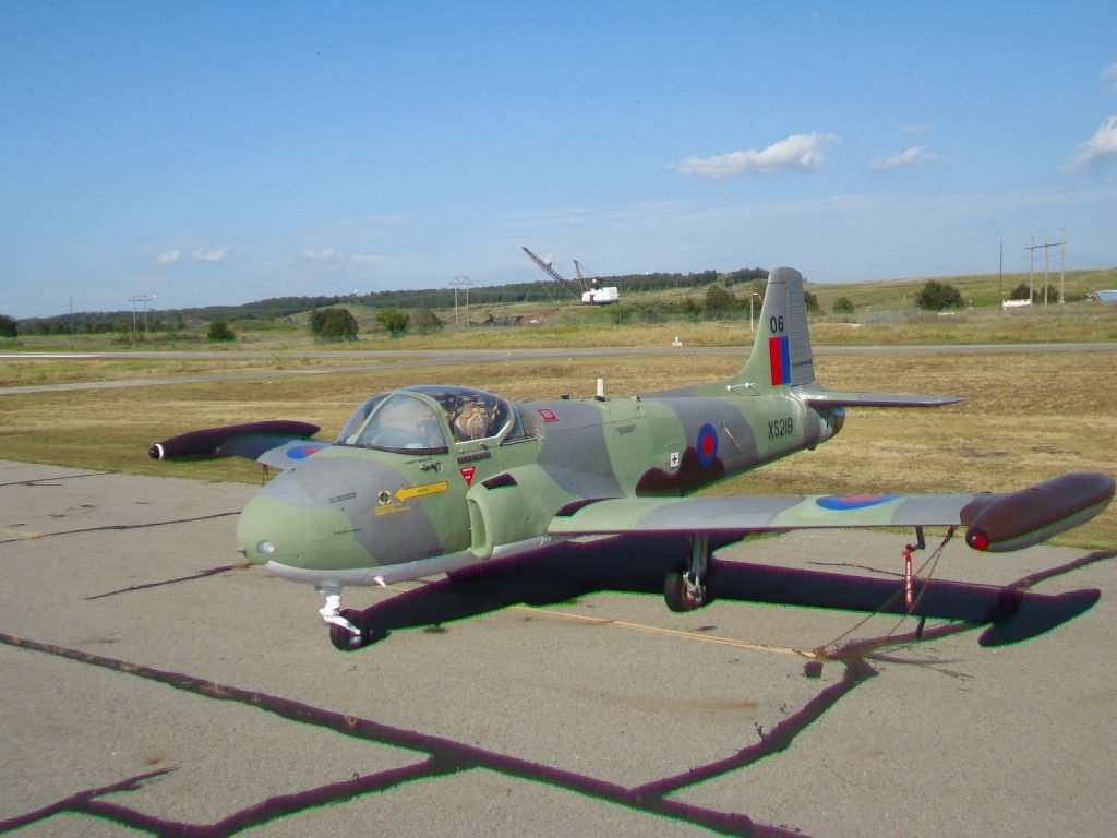 Biplane For Sale >> military 1964 BAC JET Provost MK4 aircraft for sale