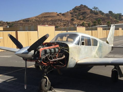 needs work 1959 Piper PA 24 250 aircraft for sale