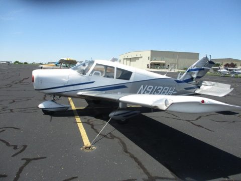new paint scheme 1966 Piper CHEROKEE 140 aircraft for sale