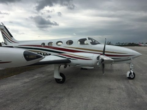 no accidents 1972 Cessna 340 RAM IV aircraft for sale