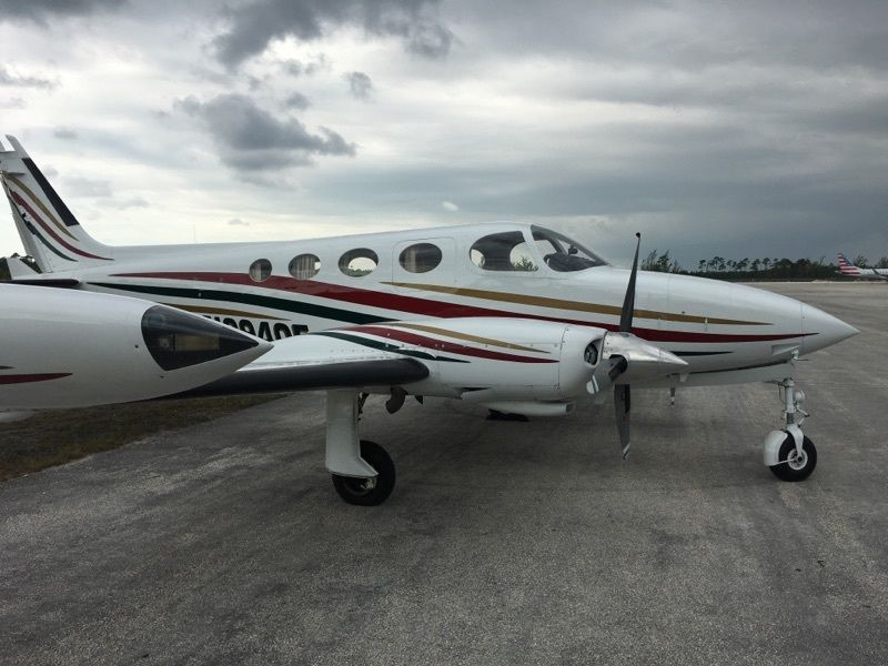 no accidents 1972 Cessna 340 RAM IV aircraft