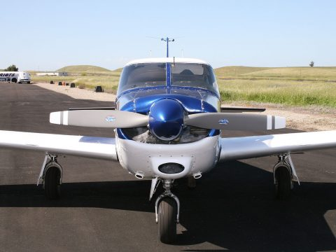solid flyer 1959 Piper PA-24-250 aircraft for sale