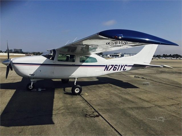 fully working 1978 Cessna Turbo 210M aircraft for sale