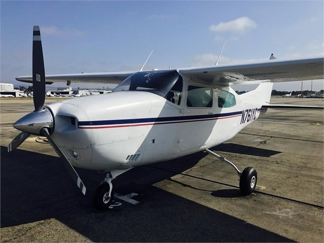 fully working 1978 Cessna Turbo 210M aircraft