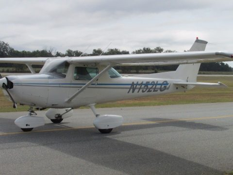 good shape 1978 Cessna 152 aircraft for sale