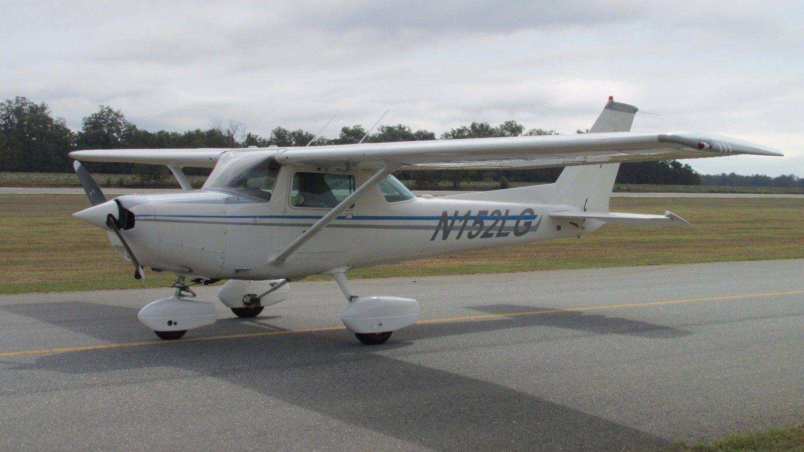 good shape 1978 Cessna 152 aircraft