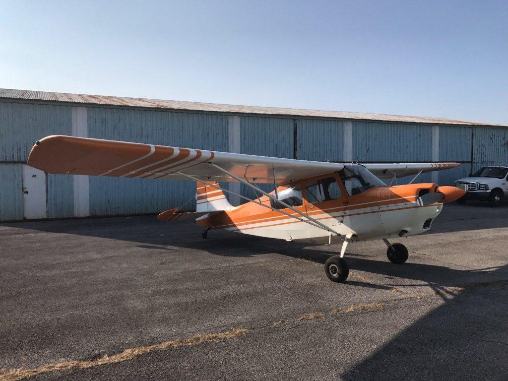 great shape 1979 Bellanca Citabria aircraft