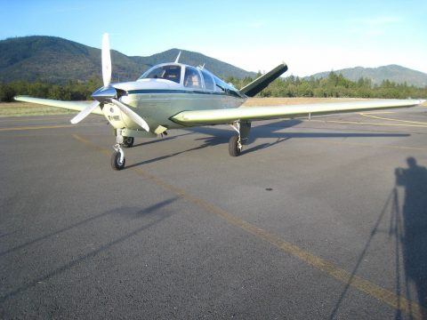 low time 1976 Beechcraft V-35B Bonanza aircraft for sale