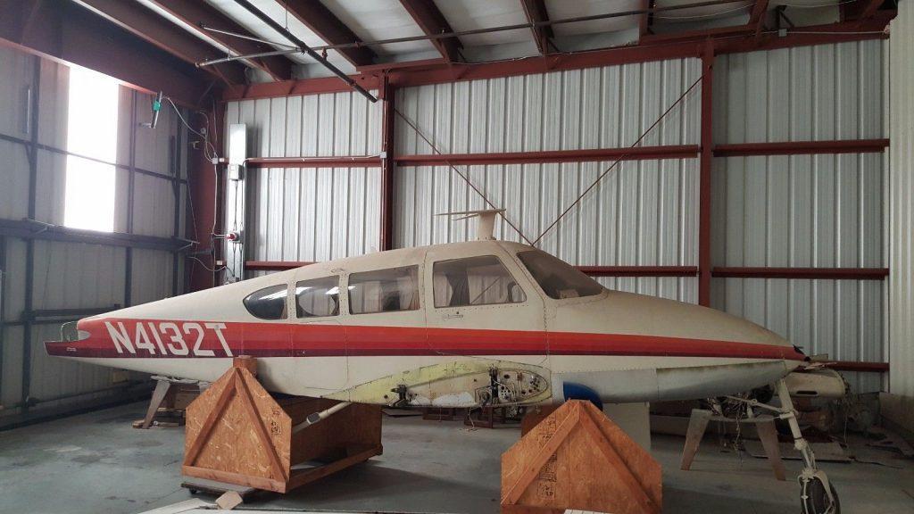 Airframe 1965 Cessna 320D aircraft