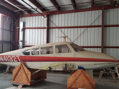 Airframe 1965 Cessna 320D aircraft for sale