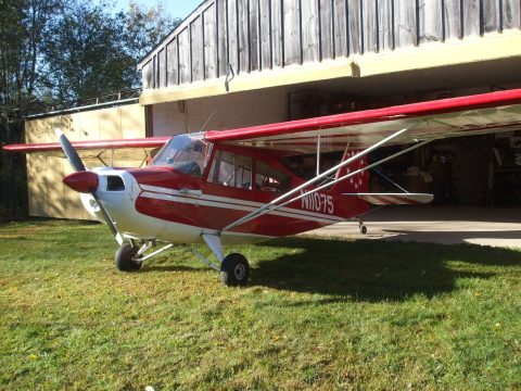 clean 1965 Citabria 7ECA aircraft for sale