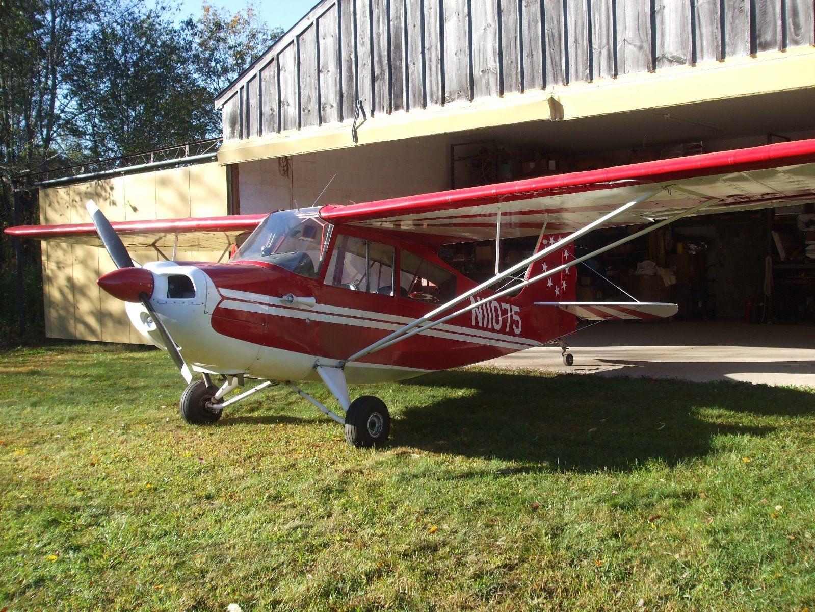 clean 1965 Citabria 7ECA aircraft for sale