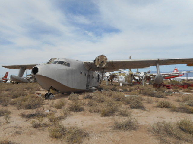 project 1955 Grumman HU 16C Albatross aircraft for sale